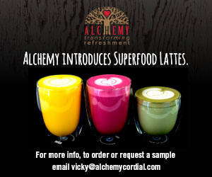 Alchemy Superfood Lattes